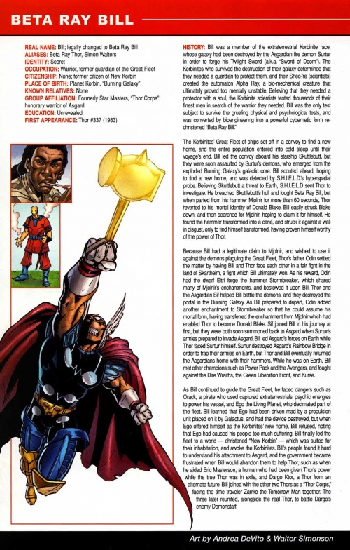 Official Handbook of the Marvel Universe A to Z (2 том)