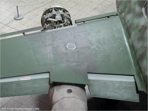 Немецкий истребитель Me262A 1a (42 фото)