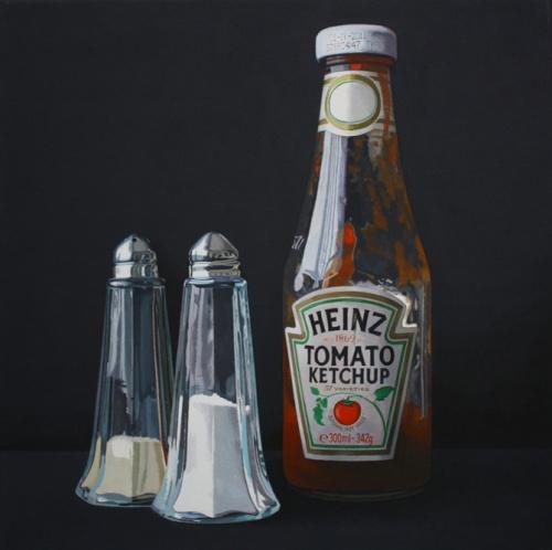 Художник-гиперреалист Leigh Mulley (24 работ)