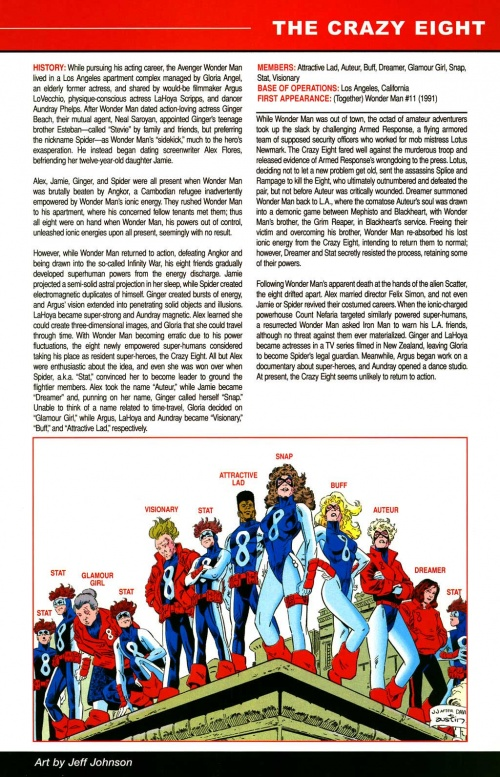 Official Handbook of the Marvel Universe A to Z (3 том)