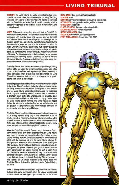 Official Handbook of the Marvel Universe A to Z (4 том)