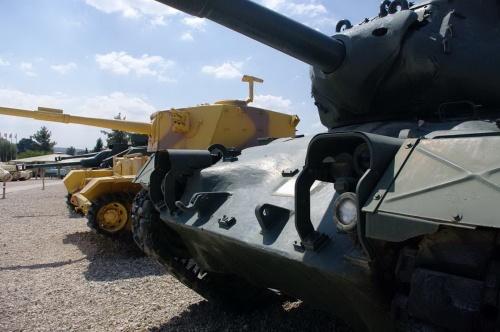 Американский основной танк M47E2 Walk Around (41 фото)