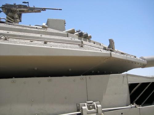 Израильский основной танк Merkava IV (58 фото)