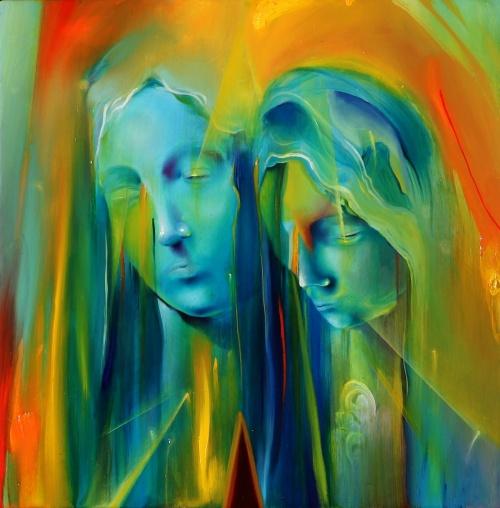 Современный художник - сюрреалист Michael Page (27 работ)