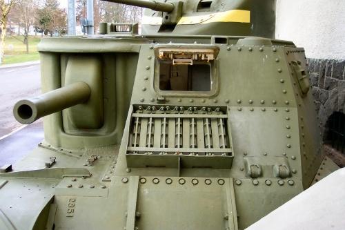 Американский средний танк M3 Lee (86 фото)