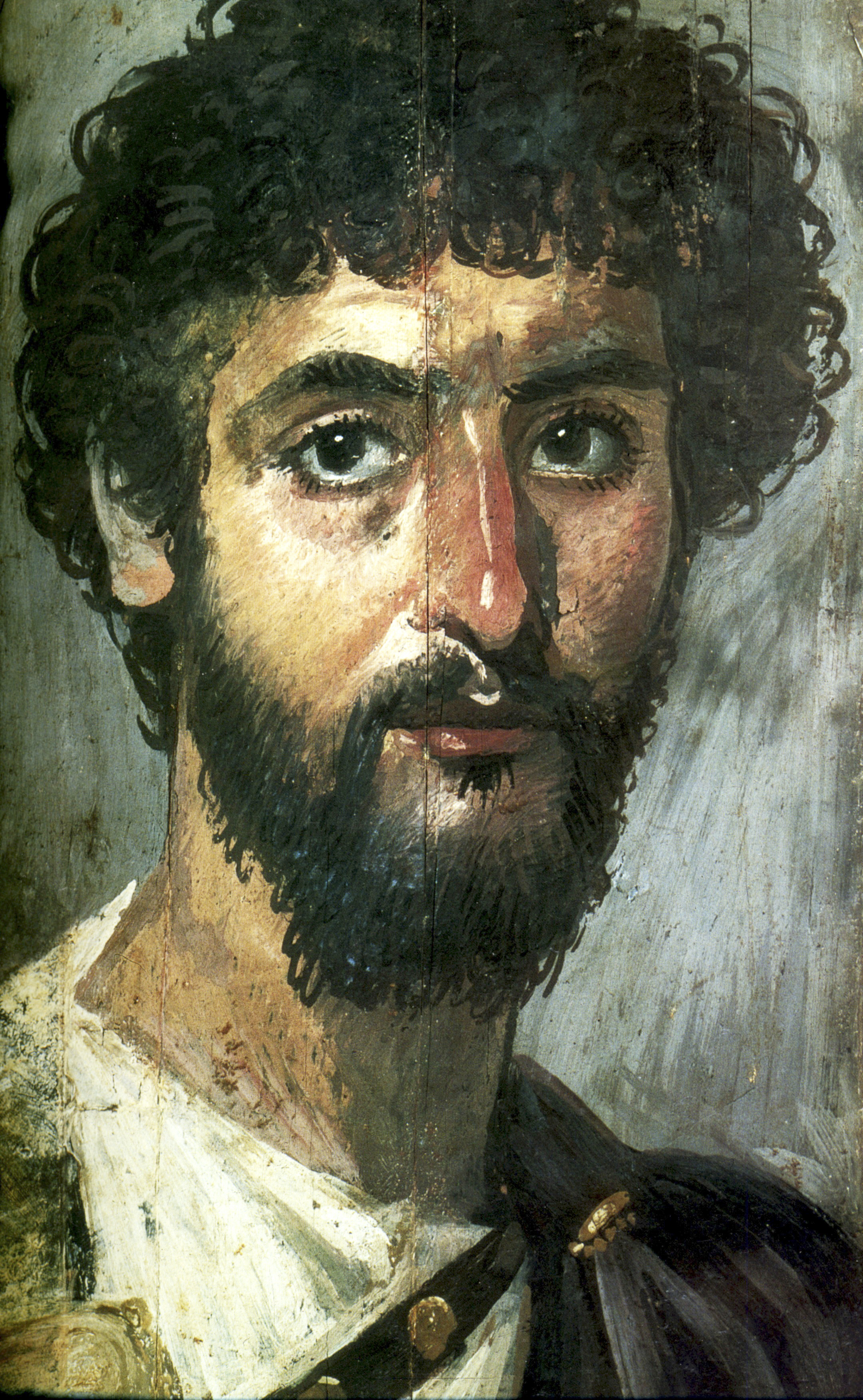 Fayum Portraits, who do they resemble the most?