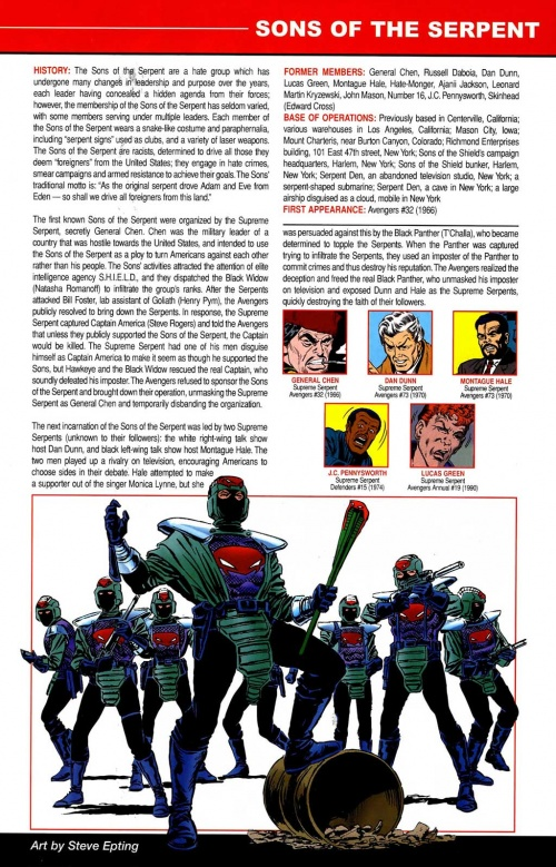Official Handbook of the Marvel Universe A to Z (7 том)