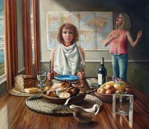 Работы английской художницы Sally Moore (40 работ)