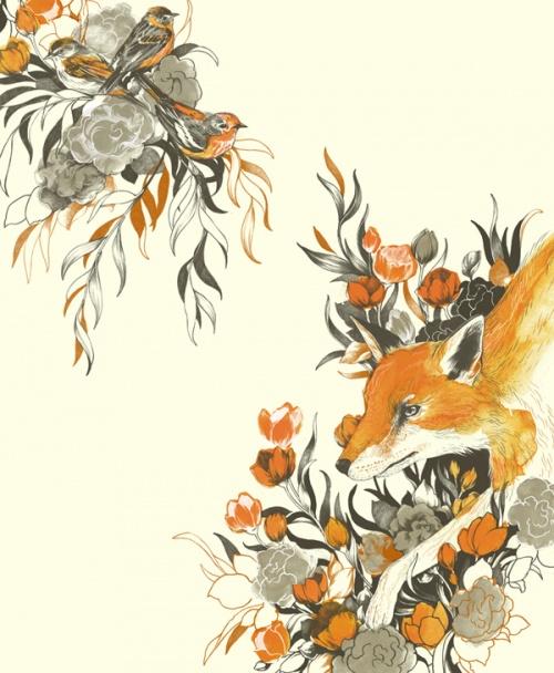 Иллюстратор из Чикаго Teagan White (17 работ)