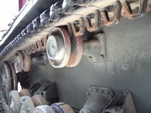 Немецкий средний танк PzKpfw IVH (62 фото)