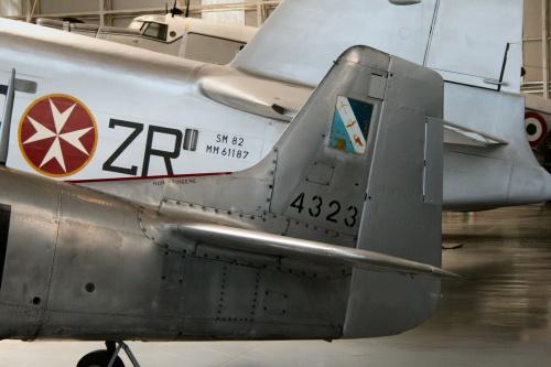 Американский истребитель P-51D-25-NA (RR-11) Mustang (36 фото)