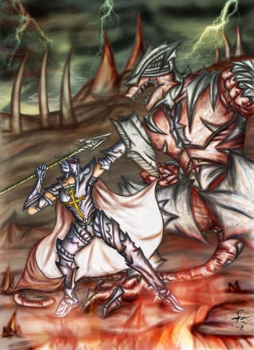 Феликс Хидаят (Felix Hidayat): художник - иллюстратор (Индонезия), ник - nekomancerz (116 работ)