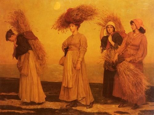 Английский художник Valentine Cameron Prinsep (1838-1904) (71 работ)