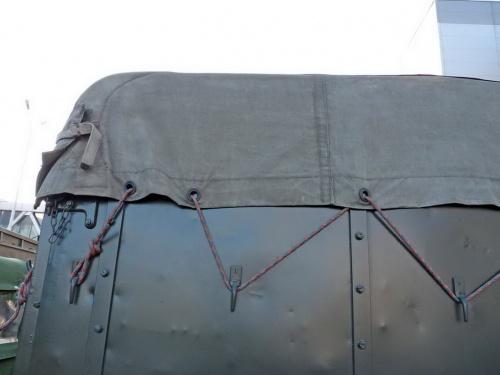 Английский атомобиль Morris-Commercial C8 Mk.III No.3 Mk.5 (360 фото)