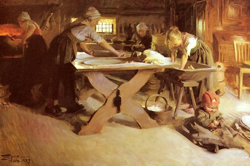 Zorn Anders Leonard (109 работ)