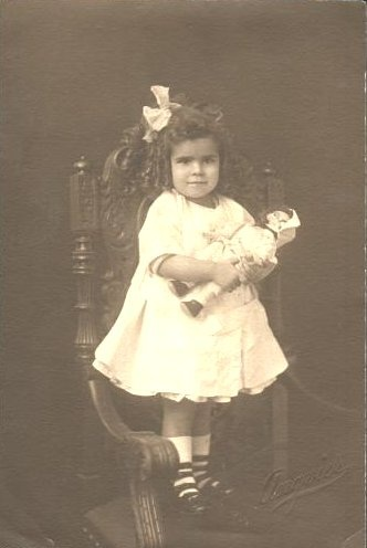 Винтажные фото. Серия: Дети и Куклы (183 фото)
