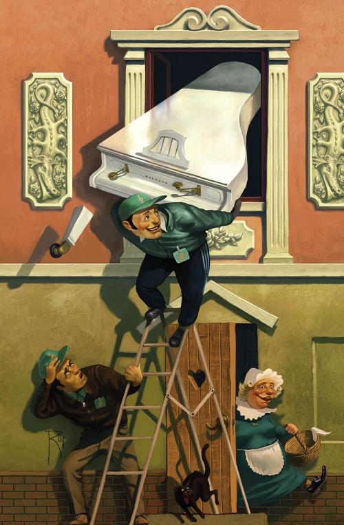 Waldemar Von Kozak (60 работ)
