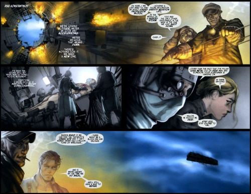 Комикс Red Star (536 работ) (2 часть)