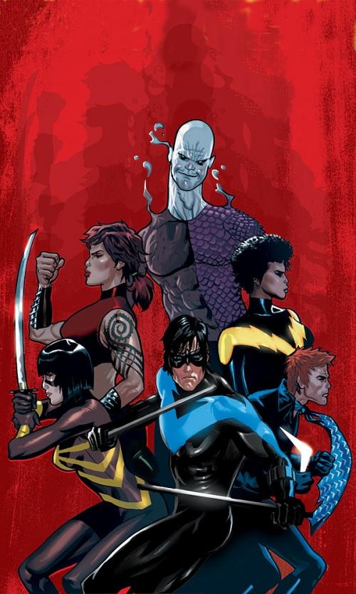 Comics Artists - Daniel Acuсa (61 работ)