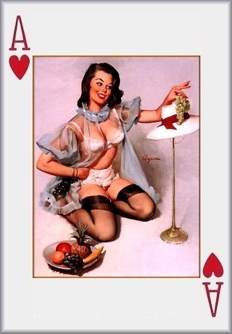 эротические игральные карты в картинках-яш3