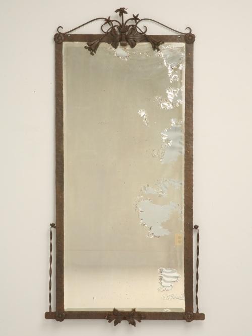 Старинные зеркала (22 фото)
