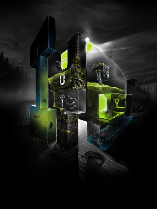 Creative Art Pack - Unity (53 работ)