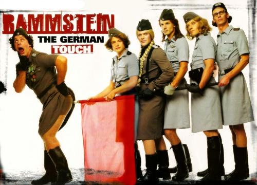 Фотосессия Rammstein в журнале Kerrang (10 фото)