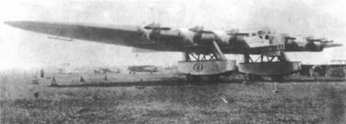 "Самолет-гигант ""КР-7"" (16 фото)"