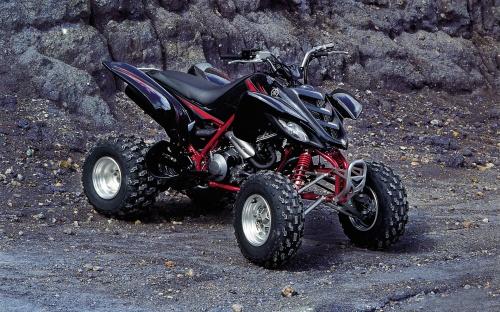 40 Yamaha ATV (40 фото)