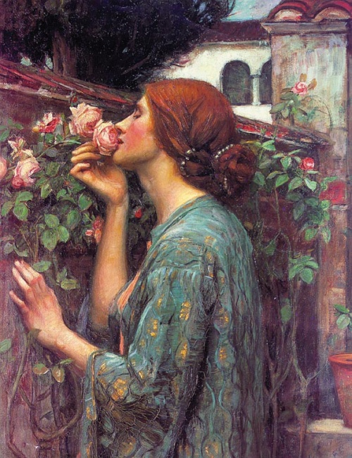 Джон Уильям Уотерхаус (John William Waterhouse) (1849-1917) (114 работ)