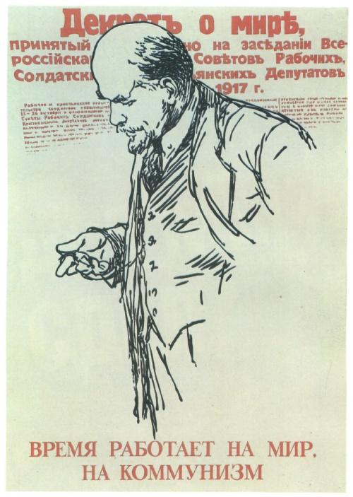 Русский агитплакат начала и середины ХХ века. Часть 1 (100 плакатов)