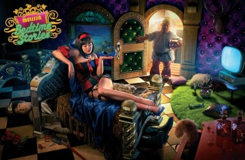 Сказочные герои в рекламе (30 фото)