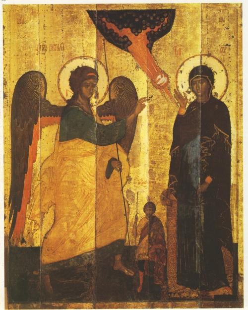 Благовещение. Иконы (7 икон)