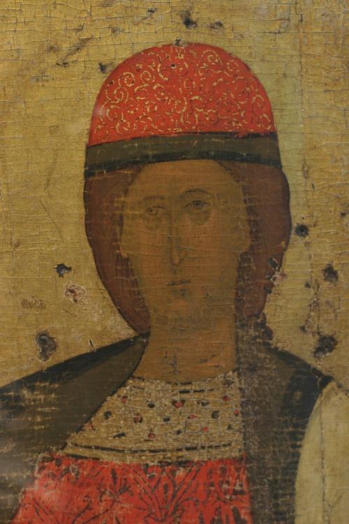Князья Руси на иконах (8 икон)