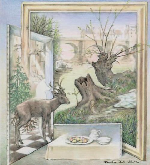 Невозможный мир.Искусство Сандро дель Пре (Sandro del Prete)  (28 работ)