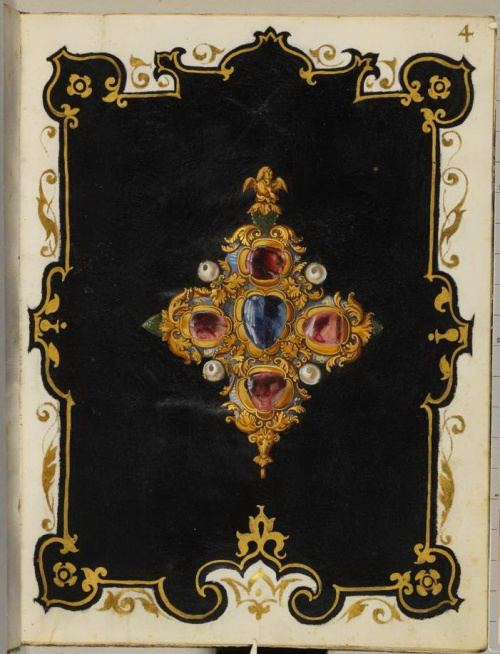 Jewel Book of the Duchess Anna of Bavaria (1550) (112 фото)