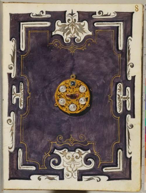 Jewel Book of the Duchess Anna of Bavaria (1550) (112 фото)