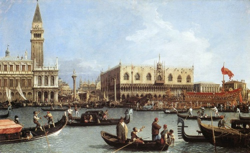 Canaletto (145 работ)
