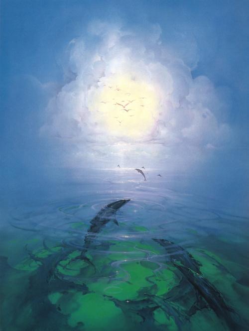 Fantasy Art and Surrealism by John Pitre (37 работ)