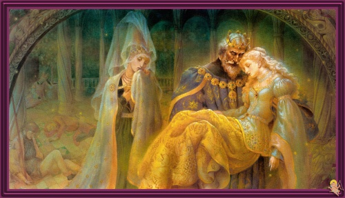 Fairy-tale picture of Kinuko Y.Craft (249 работ)