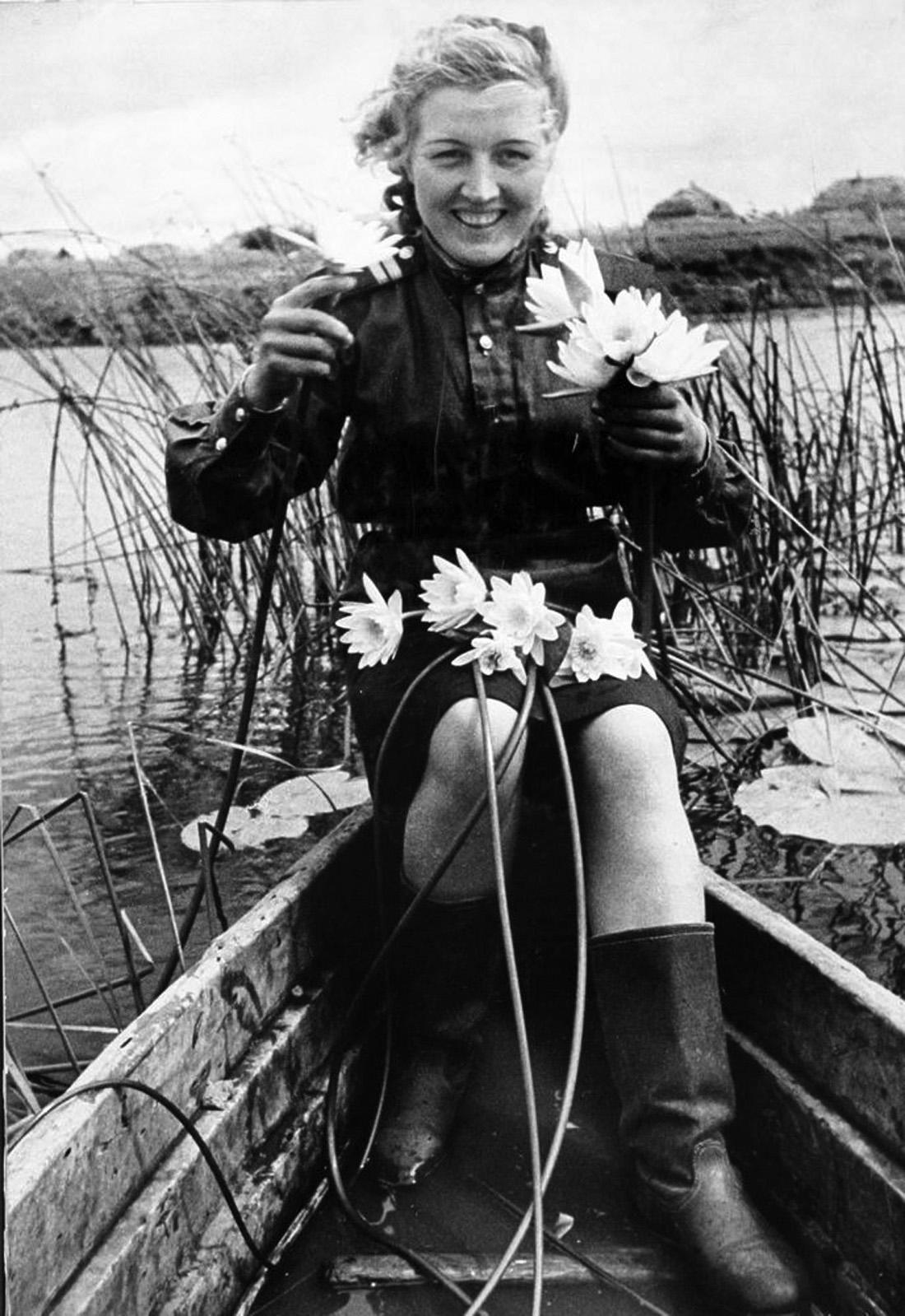 Женщины в великую отечественную войну 7 фотография