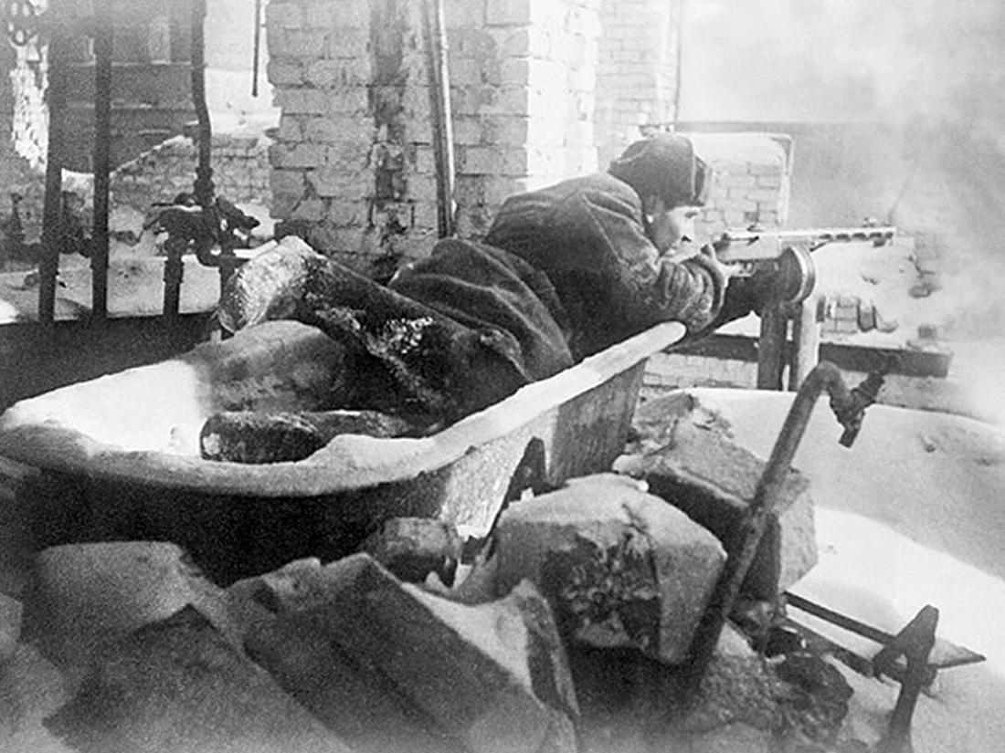 Старые фотографии Великой Отечественной войны (772 фото) .