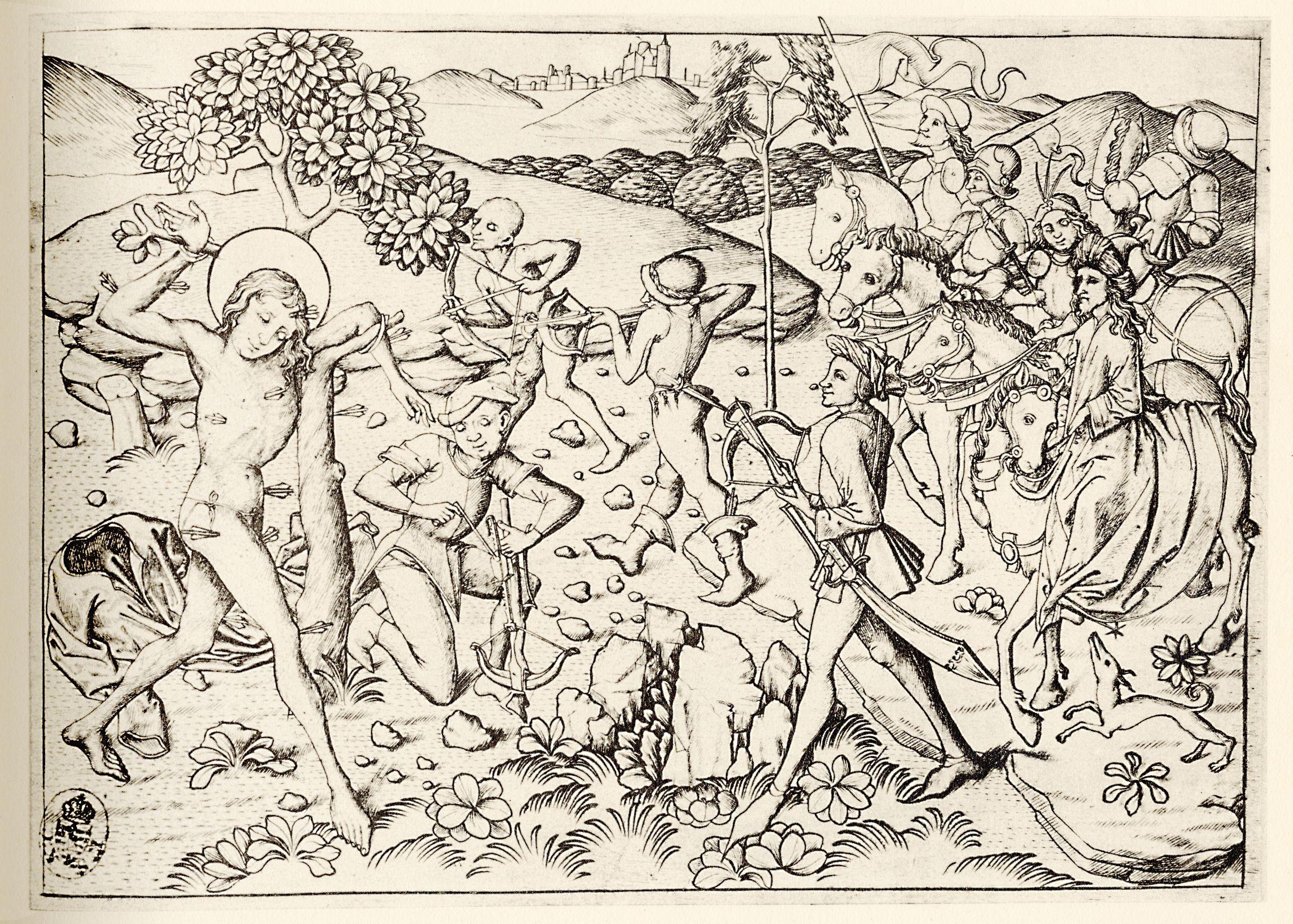 Средневековые эротические гравюры 14 фотография
