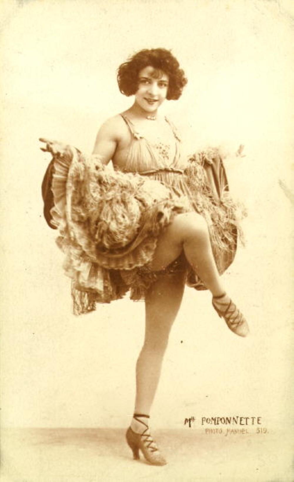танцовщицы в обнаженке