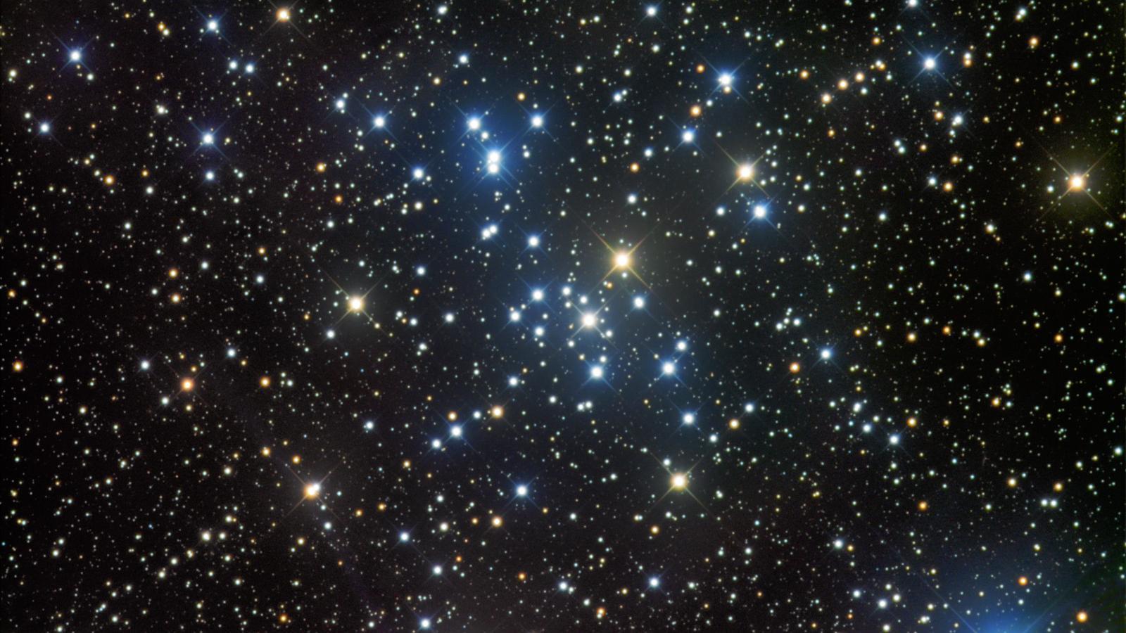 Estrellas y planetas fotos