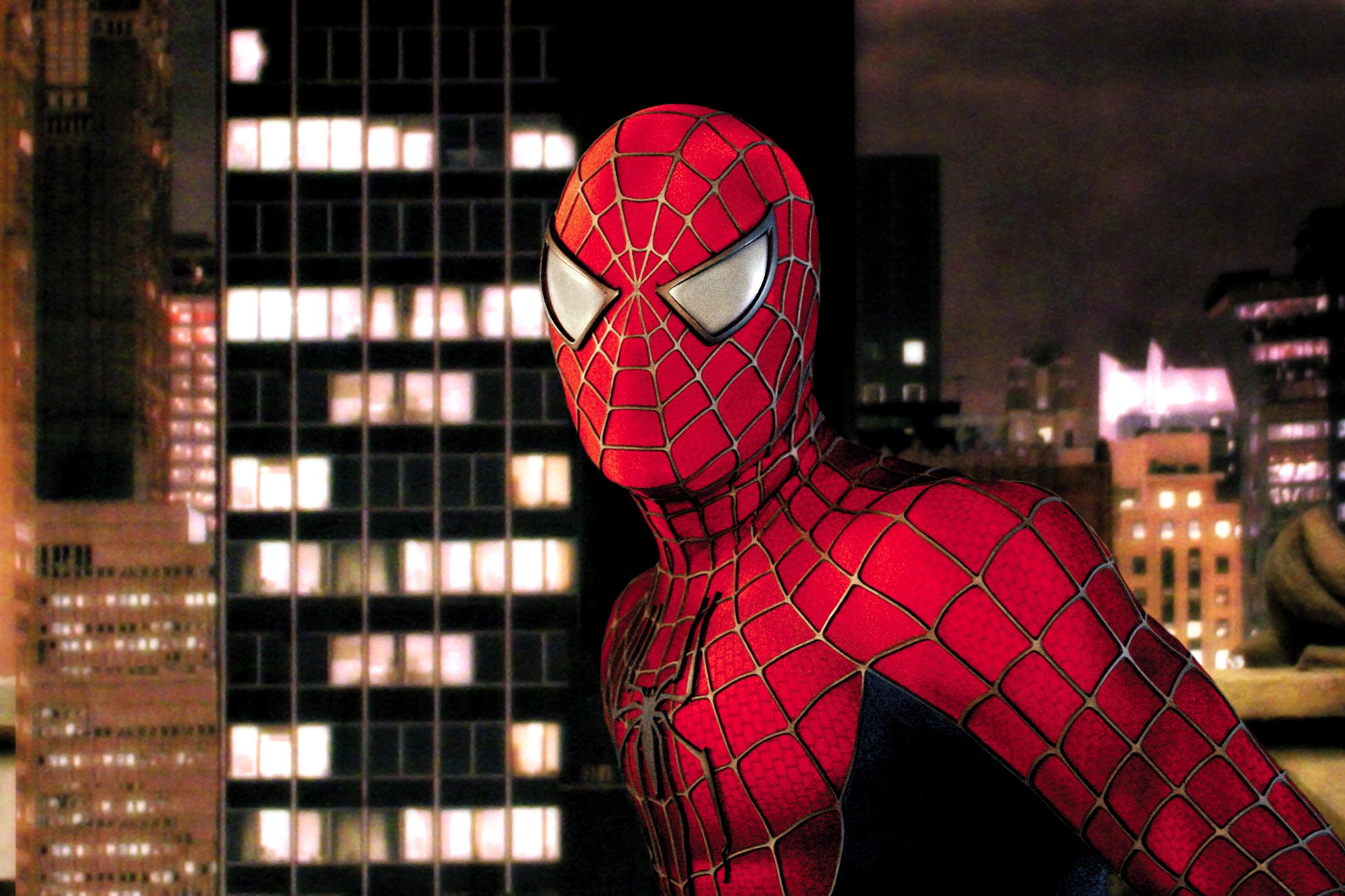 клипарт человек паук: