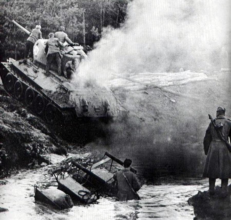 Хроники Великой Отечественной Войны