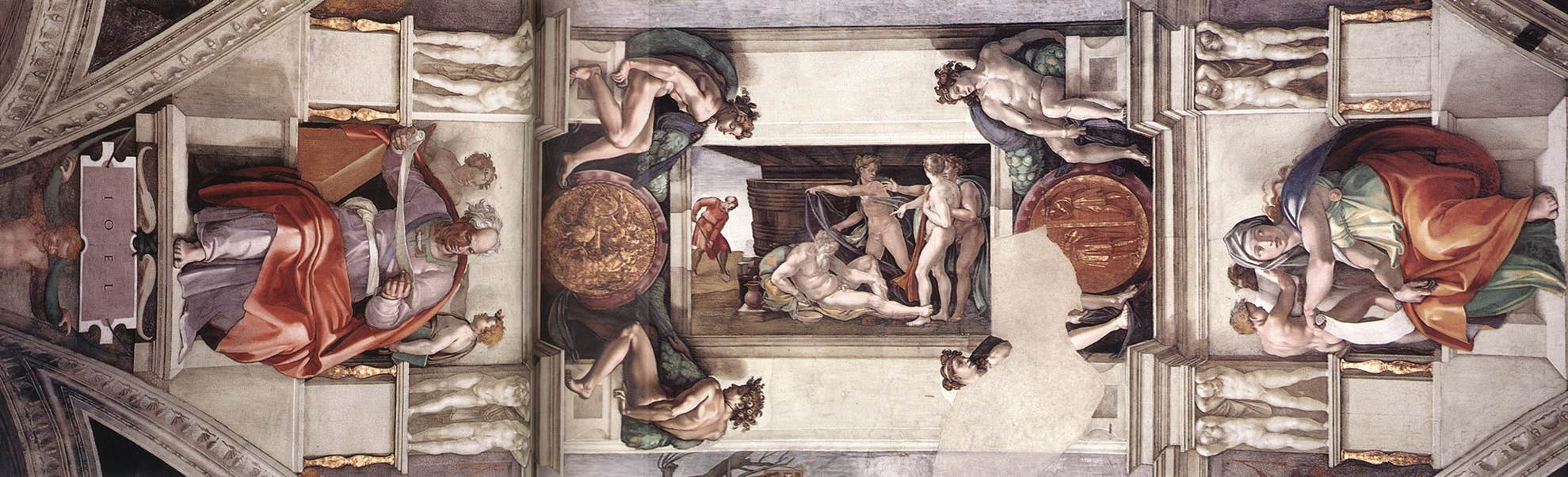 the renaissance and michelangelos sistine chapter