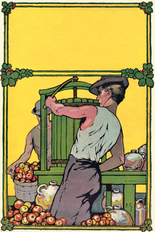 Американские плакаты начала 20 века. Часть 2 (50 работ) (2 часть)