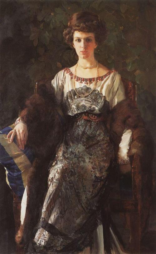 Сомов Константин Андреевич (1869-1939) (244 работ)